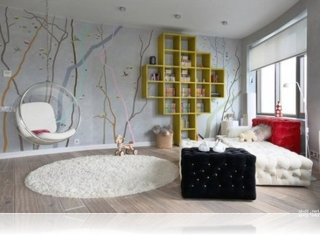 Teen Bedrooms - Ideas For Decorating Teen Rooms | Simple Home Design Ideas | Scoop.it