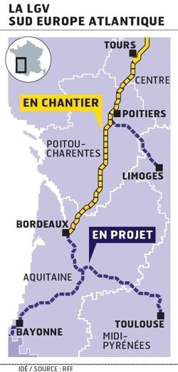 LGV: Bayonne suspend ses paiements pour le TGV | Immobilier au Pays Basque | Scoop.it
