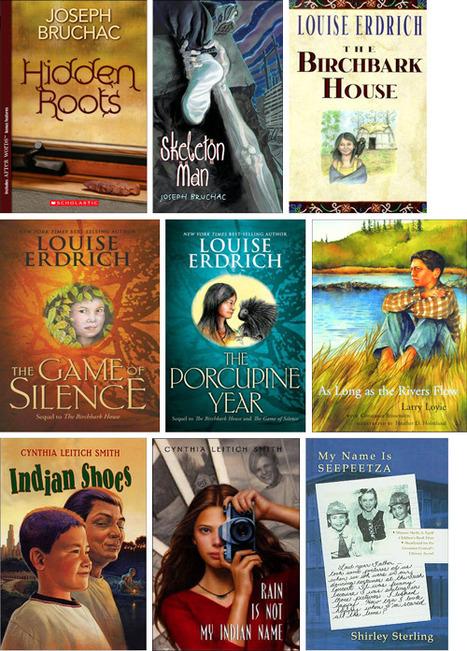 American Indians and Diversity in Young Adult Literature | AboriginalLinks LiensAutochtones | Scoop.it