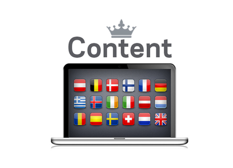 How to Create a Content Strategy for Multilingual Content | Online Marketing Resources | Scoop.it