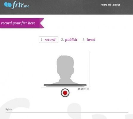 Publier de courtes vidéos sur Twitter, Frtr.me | Ballajack | Time to Learn | Scoop.it