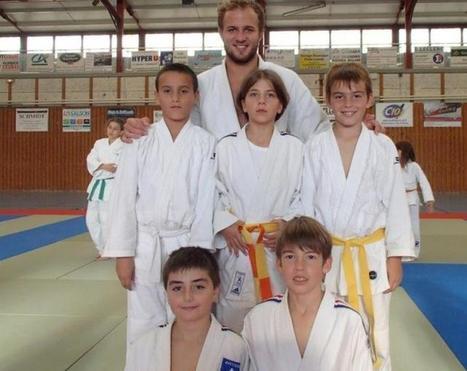 Capdenac-Gare. Des judokas au stage Ugo Legrand et à l'Open des Volcans - LaDépêche.fr | Collège Voltaire Capdenac Gare | Scoop.it