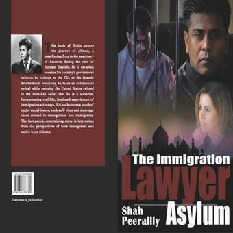 Legal Fiction Drama: The Immigration Lawyer: Asylum (Volume 1) | Immigration and Nationality Law | Scoop.it