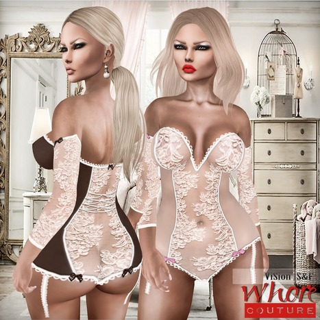 ViSion - S&F: {ViSion} -S&F * Whore Couture Fair 4 (WCF4) | ViSion -S&F | Scoop.it