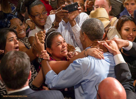 Obama's White House Today Released A Photo That Should Terrify You - Now The End Begins | U.S. Government | Scoop.it