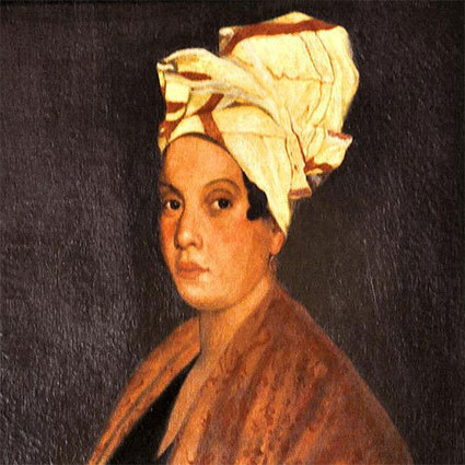 Marie Laveau (Creole, Native American, White)... | Mixed American Life | Scoop.it
