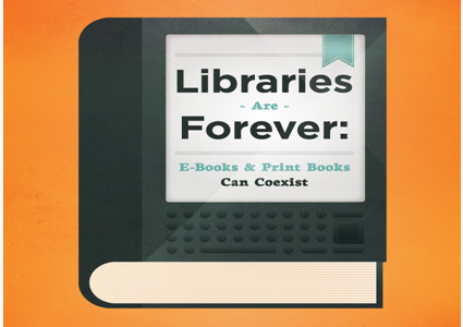 Will E-books Destroy Books [Infographic] | Curation Revolution | Scoop.it