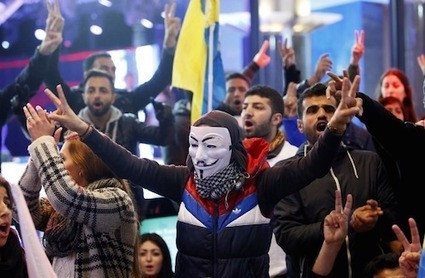 Kurds rise up across Europe to demand action against ISIS | ROAR Magazine | GLOBAL FASCISM RISING - KÜRESEL FAŞİZMİN YÜKSELİŞİ | Scoop.it