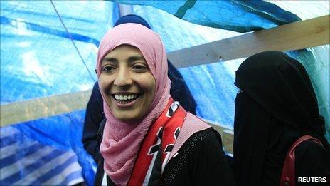 Tawakul Karman: 'New face of Yemen' | Coveting Freedom | Scoop.it