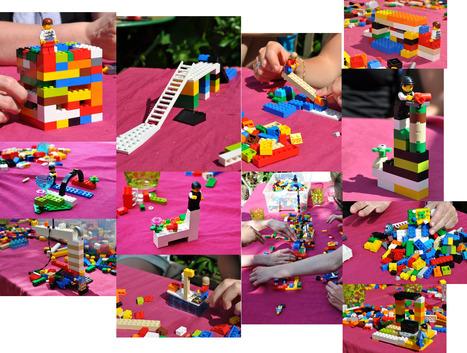 Un dimanche en famille avec Lego Serious Play   Lego Serious Play   Scoop.it