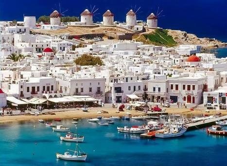 Mykonos Island Attractions | Greece Travel | Scoop.it