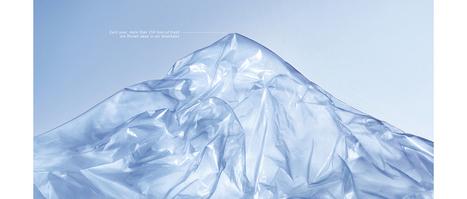 Montagne immaculée ou tas de déchets ? | Développement durable en montagne | Scoop.it