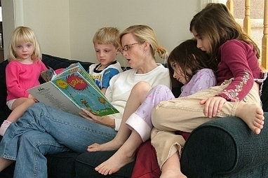 The Benefits of Reading to Your Child | Family Friendly Learning | Scoop.it