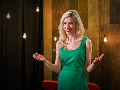 TED: Daffodil Hudson: Is this the cure for stage fright? - Daffodil Hudson (2014) | Intelligent Communications | Scoop.it