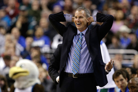 """How Andy Enfield's tech startup success helped him coach """"Dunk City"""" to the Sweet 16. Jeremy Stahl - Second Acts - Slate Hive   Dunk City   Scoop.it"""