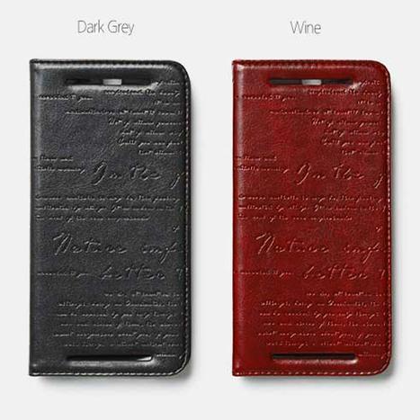 Bao da HTC One M8 Zenus Lettering Diary Hàn Quốc da thật   Bao da ốp lưng điện thoại giá rẻ   Scoop.it