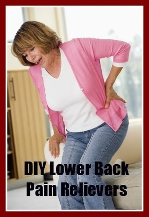 The Complete List of DIY Lower Back Pain Relievers (& Cures) - Pain in Lower Back | Back Pain Natural Treatments | Scoop.it