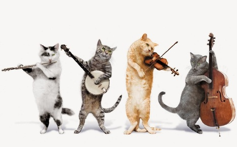 The IPKat: Green light to adoption of new EU directive on collective management of copyright and multi-territorial licensing of online music | International law updates | Scoop.it
