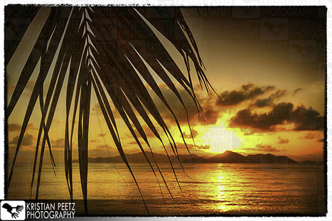 Pic of the week - 2014/41: Sunset at La Digue Island, Seychelles | All things about Photography | Scoop.it