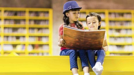15 Picture Books That Support Children's Spatial Skills Development | K-12 Libraries and Technology | Scoop.it