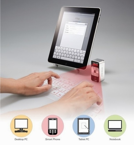 Playthingz: Magic Cube Laser Key board   A blog which tells everything you need   Scoop.it