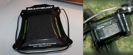 Test : Une housse d'iPhone pour le vélo et la piscine - Mac in Poche | L'univers de la Pomme | Scoop.it