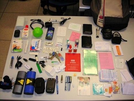 Portafolios: ¿Qué he echado en la mochila este año? | Evaluacion educativa | Scoop.it