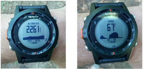 Garmin fenix first looks, now shipping | GPS Tracklog | Geoprocessing | Scoop.it