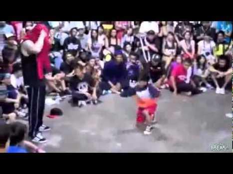 Niño chino de 8 años prodigio del breakdance | reconmov hip hop | Scoop.it