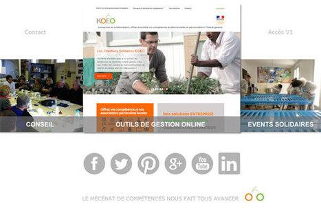 Le mécénat de compétences : vous connaissez ? | PLATO France | Scoop.it