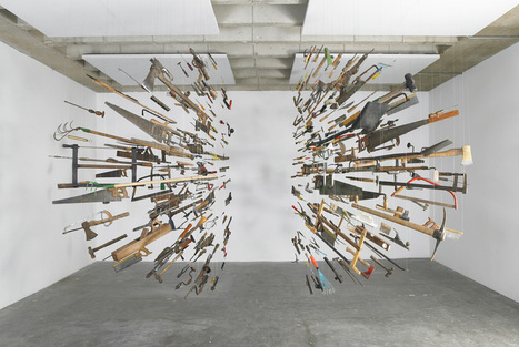 Cleveland Museum of Art presents Damián Ortega: The Blast and Other Embers   Digital art   Scoop.it