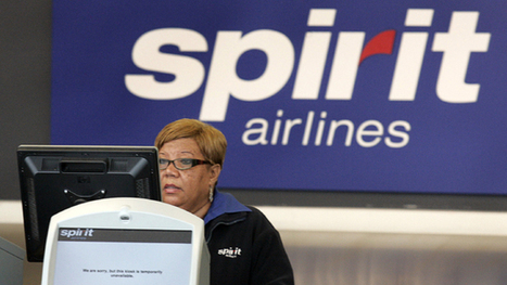 Spirit jet clips plane at Fort Lauderdale-Hollywood International Airport | The Billy Pulpit | Scoop.it