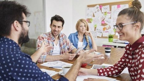 5 Incredibly Simple Steps for a More Creative Workplace   Creativity Scoops!   Scoop.it