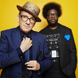 Elvis Costello & The Roots : l'album Wise Up Ghost en écoute intégrale - We Love Music | Bruce Springsteen | Scoop.it