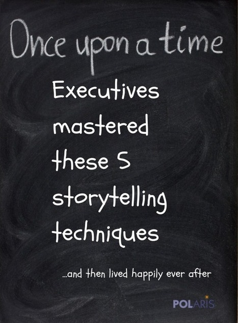 5 Storytelling Techniques to Master Before Your Next Presentation   Comunichi-amo   Scoop.it