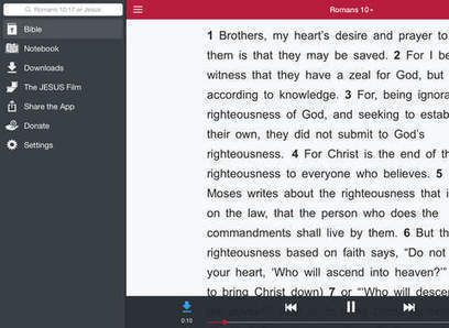 The best bible apps for iPad - appPicker | Edtech PK-12 | Scoop.it