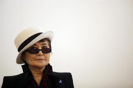 La réplique de Yoko Ono | Next Libération.fr | Japon : séisme, tsunami & conséquences | Scoop.it