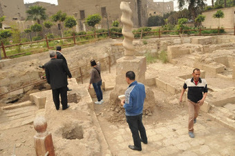 The Archaeology News Network: Robot camera discovers old Islamic structures in Cairo | Histoire et Archéologie | Scoop.it