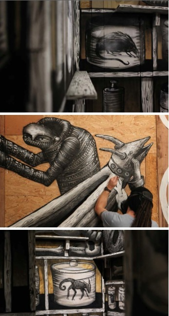 In The World Of Phlegm | Spitalfields Life | Technology | Scoop.it