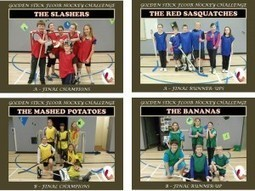 Golden Stick Floor Hockey Champs Crowned | Ruff in it up on the field | Scoop.it