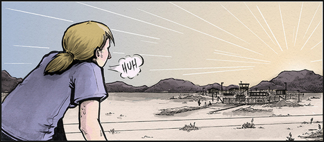 Nieman Reports | How comics can bring new audiences to narrative nonfiction | Creative Nonfiction: resources for teachers and students. | Scoop.it