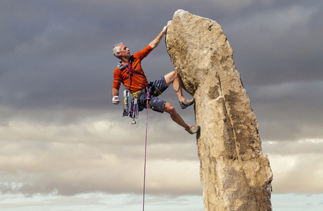 The Surprising Personality Traits of Extreme Adventurers - The Crux | Education | Scoop.it
