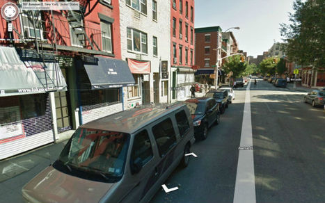 Google Admits Failing to Delete Street View Data | Business Futures | Scoop.it