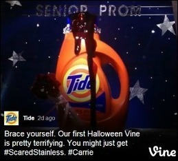 Vine as a Marketing Tool: Can You Sum Up a Brand In Six Seconds? | Social is Visual by Heaven | Scoop.it