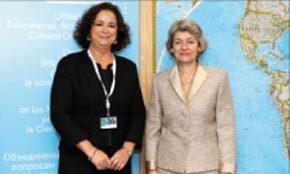 En marge de la conférence générale de l'UNESCO : Série d'entretiens bilatéraux de Mme Akharbach | L'enseignement dans tous ses états. | Scoop.it