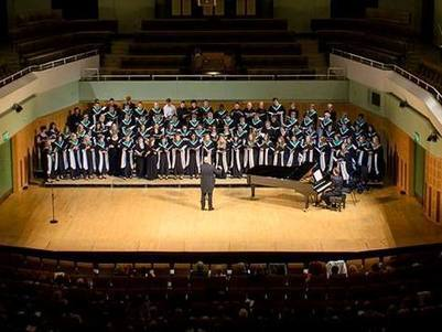 World Choral Fest Grows From Kansas City Roots   KCUR   OffStage   Scoop.it