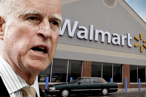 Very sneaky, Walmart: How the mega-retailer rolled back California regulations | Good, Bad, Ugly in our Corpocracy | Scoop.it