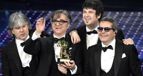 Stadio wint Sanremo 2016 maar wil niet naar Eurovisie | Il Giornale, dé gratis krant en website over Italië | Italian Entertainment And More | Scoop.it