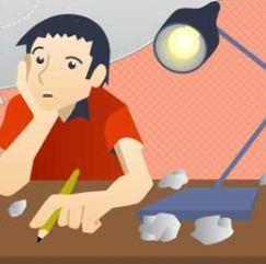 Petites astuces illustrées pour ne plus avoir l'angoisse de la page blanche (suite) | Bien communiquer | Scoop.it