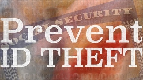 Identity Theft and Your Tax Returns:  What To Do if It Happens to You | Holistic Financial Planning | Scoop.it